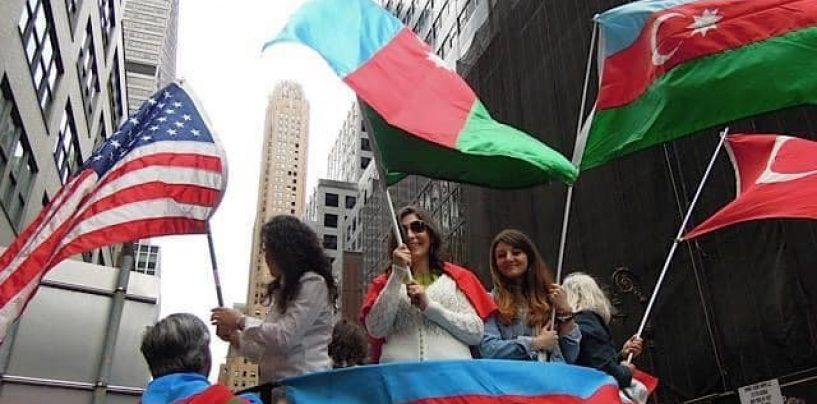 A Proud American with Azerbaijani heritage….