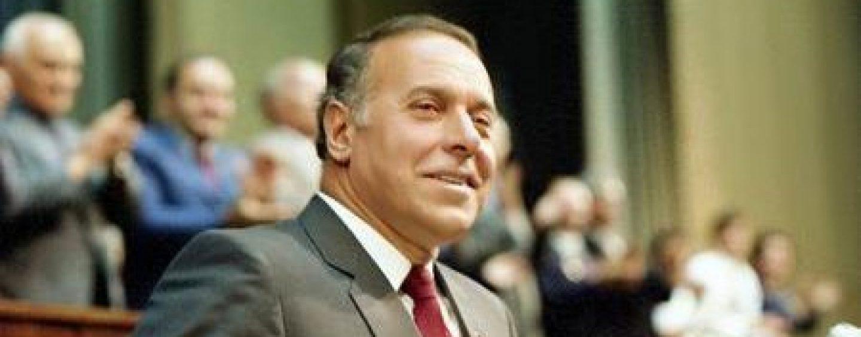 The Founder of Azerbaijan Independence: Heydar Aliyev