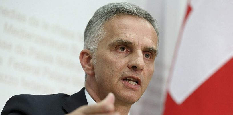 Switzerland's Stability is The Result of Its Political System Based on Federalism