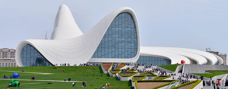 Baku the Capital of the Land of Fire