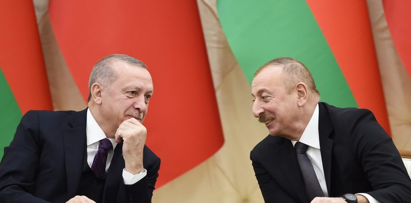 Ilham Aliyev on Historical Role of Turkey and Erdogan