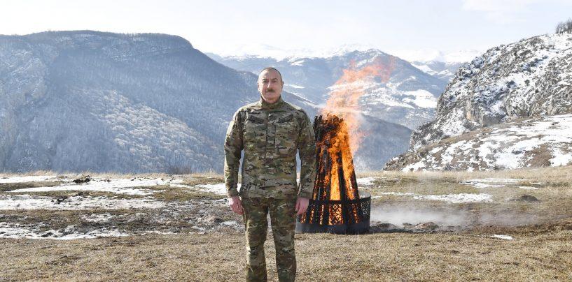 The Washington Post Highlights Celebration of Novruz in Liberated Azerbaijani Shusha