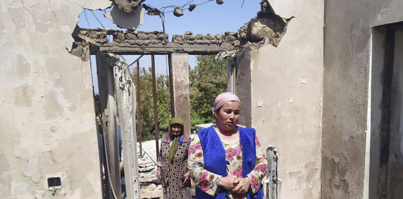 Peace on the brink in Central Asia