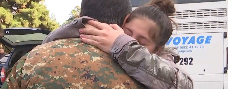 Azerbaijan Demonstrating Humanism, Handed Over Three More Servicemen to Armenia