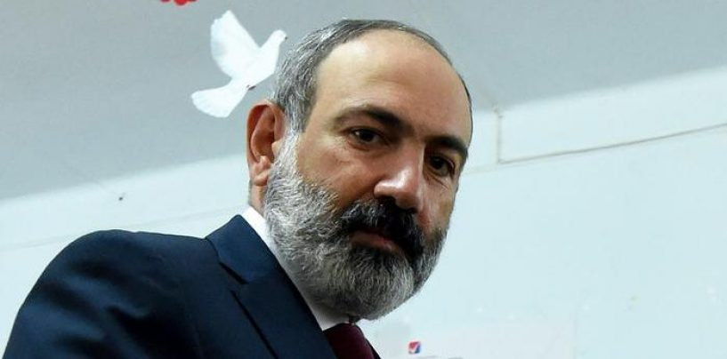 Between Two Fires, Armenia Chooses Defeated Premier To Steer Clear Through Political Turbulence