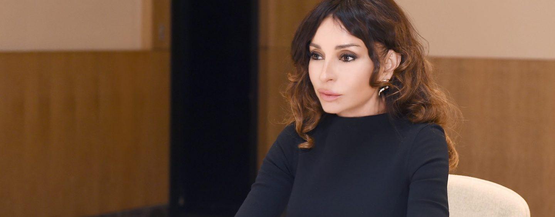 Mehriban Aliyeva About Death of Azerbaijani Journalists