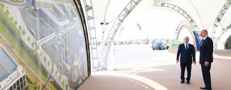 Idea of Establishing Alat Free Economic Zone is Based on Our Policy – President Aliyev