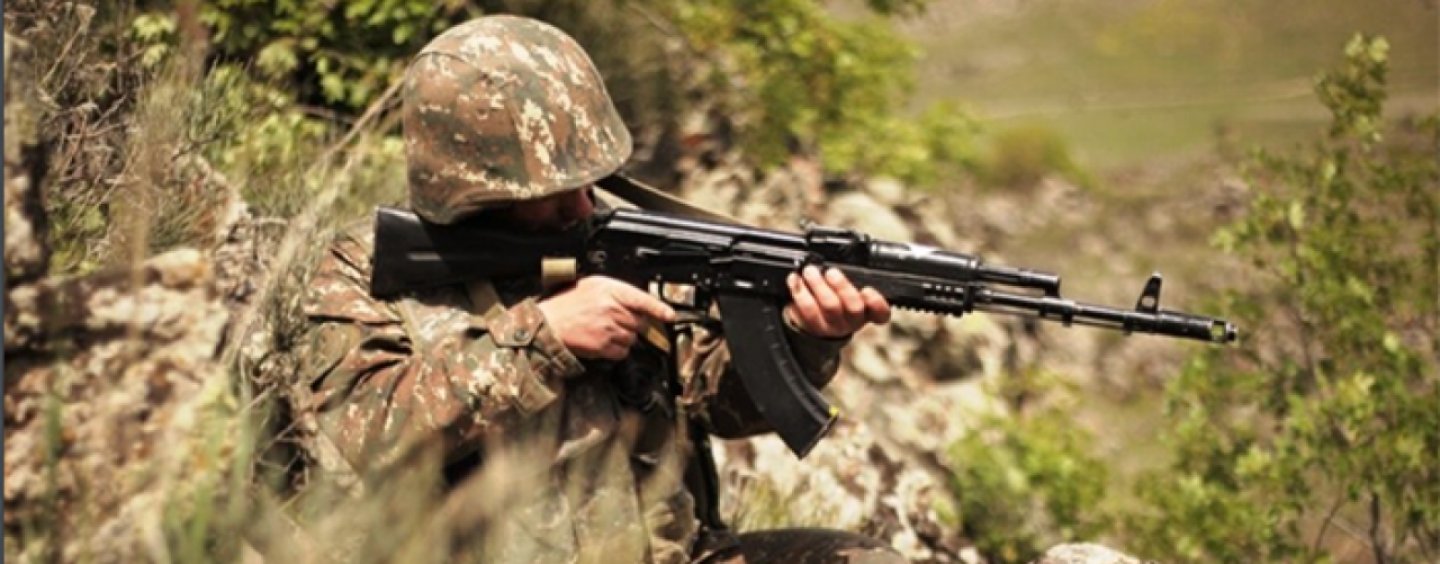 Armenians Fired at Aghdam: Azerbaijani Soldier Wounded