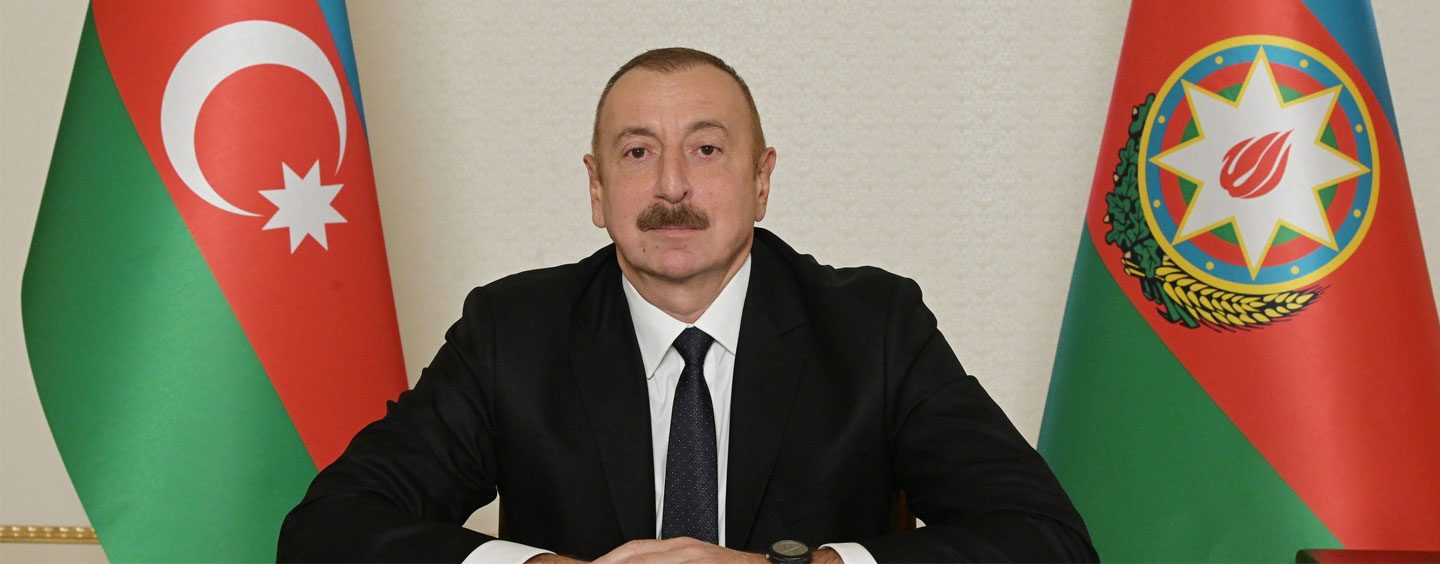 Ilham Aliyev: Armenia Should Not Repeat Its Previous Mistakes