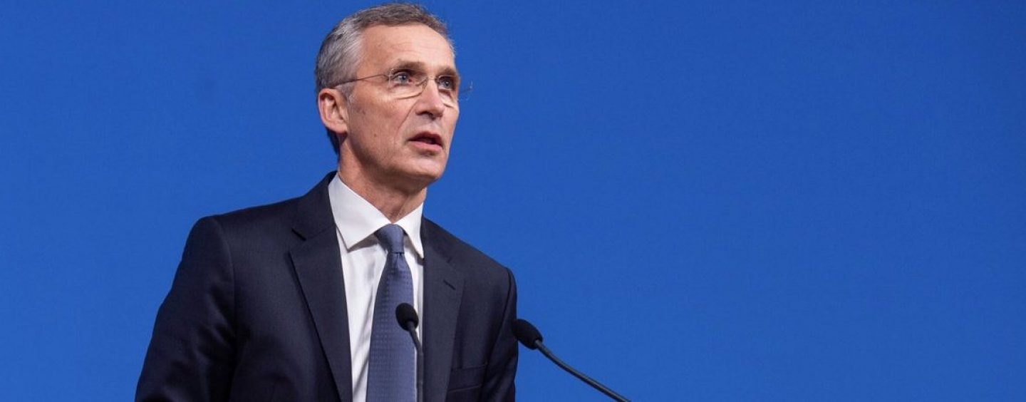 NATO Secretary General Thanked Azerbaijan for Its Contribution to Ensure The Security of Kabul Airport