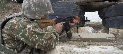 Armenia Again Opens Fire at Azerbaijani Units in Direction of Shusha