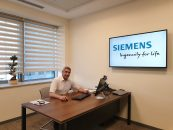Exclusive Interview With  Mr Azer Quliyev, Chief Executive Officer, Siemens AG Osterreich  Office in Azerbaijan.