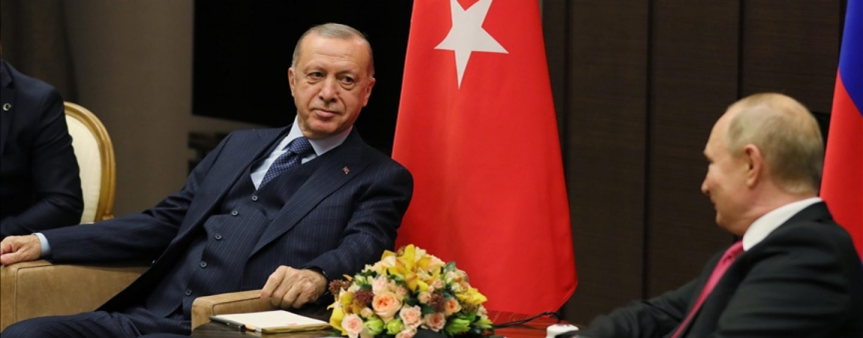 Summit Between Presidents of Turkey, Russia Starts in Sochi