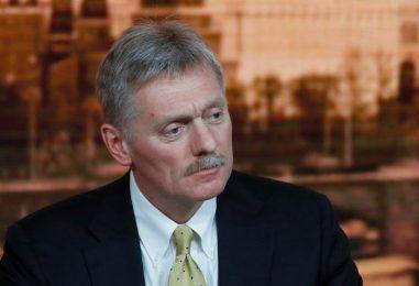 Kremlin Comments on Reports on Putin-Aliyev-Pashinyan Trilateral Meeting