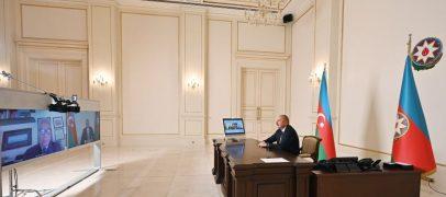 Azerbaijani President Ilham Aliyev Interviewed by Italian La Repubblica Newspaper