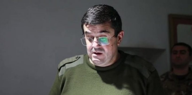 Is Arayik Going to Dissolve the Karabakh Army?